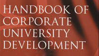 Cover of the Handbook of Corporate University Development